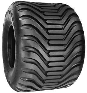 Flotation Free Rolling HF-2 Tires